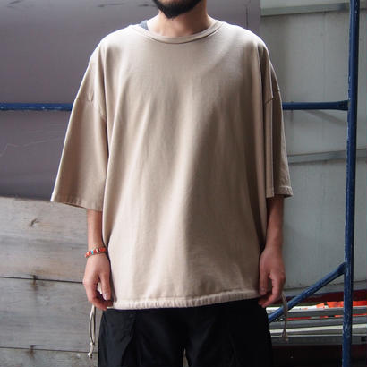 blurhms (ブラームス) French Terry Huge Tee