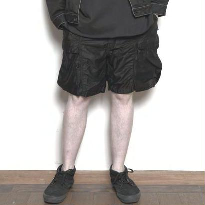 blurhms (ブラームス) Cupro Cotton 6P Wide Shorts