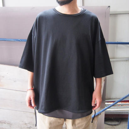 blurhms  French Terry Huge Tee