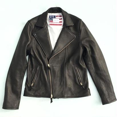 CAL O LINE  MOTORCYCLE LEATHER JACKET