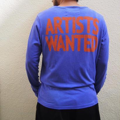 FREECITY  (フリーシティー)ARTISTS WANTED LONGSLEEVE T-SHIRT