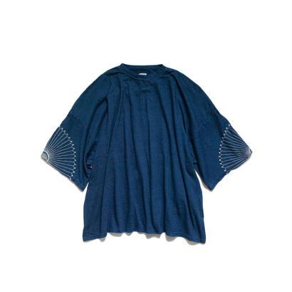KAPITAL(キャピタル)IDG天竺 ワッパーHUGE-T(風呂敷刺繍)