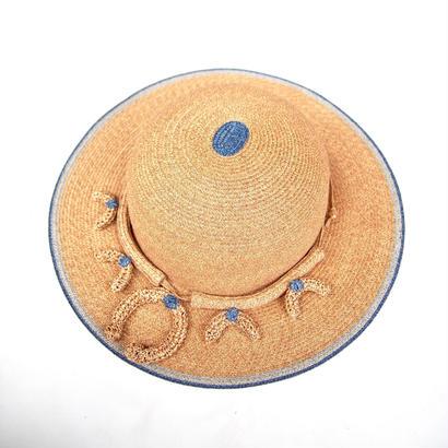 KAPITAL(キャピタル) ペーパーブレード 山高帽(NAJAネックレス付き)