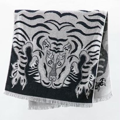 CAL O LINE  TIBETAN TIGER BLANKET TOWEL