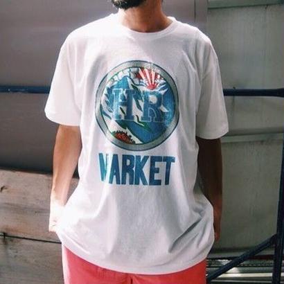 HOLLYWOOD RANCH MARKET(ハリウッドランチマーケット)  HR MOUNTAIN Tシャツ