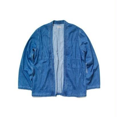 KAPITAL  8ozデニム KAKASHIシャツ(加工)