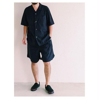 "NOWHAW(ノウハウ) ""health land"" pajama  #black"