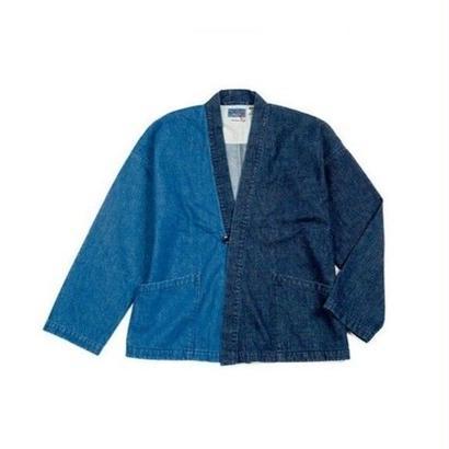 BLUE BLUE JAPAN  ライトデニム カタミガワリGハオリ