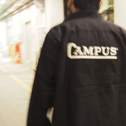 CAMPUS・BLUE BLUE  OPEN SHIRTS