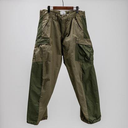 CAL O LINE(キャルオーライン) 3D FATIGUE PANTS