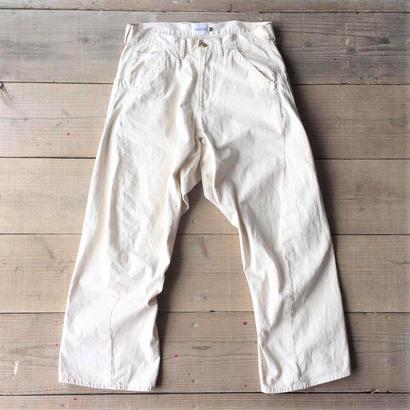 CAL O LINE(キャルオーライン)  BARREL PAINTER PANTS
