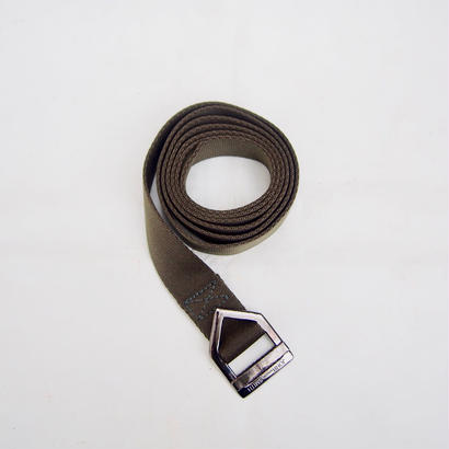 JOHN MASON SMITH MILITARY BACKLE NYLON BELT