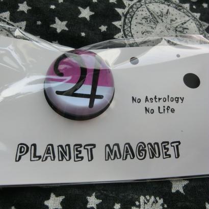 惑星マグネット 06木星 28mm