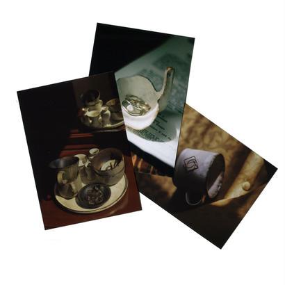 JACKSONNICHE & RYOKONISHI Exhibition Photography set