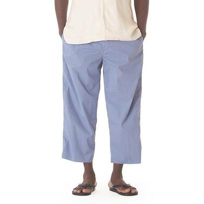 """Sandinista """"Packable Wide Ankle Cut Stretch Pants""""(ライトブルー)"""