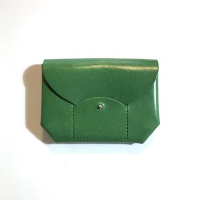 """irose """"ric-rac mini wallet""""(グリーン)"""