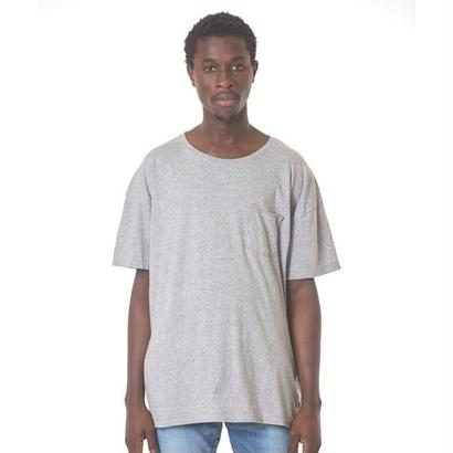 "Sandinista ""Cadet Easy Fit Pocket Tee""(ヘザーグレー)"