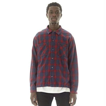 "Sandinista ""Urban Nel Check Shirt"" (レッド)"