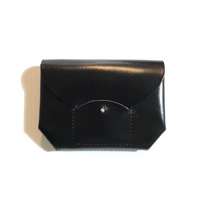 """irose """"ric-rac mini wallet""""(ブラック)"""