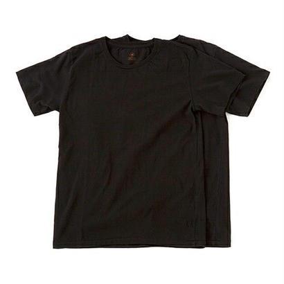 "Sandinista ""Cadet C/N Tee - 2 Packs""(ブラック)"
