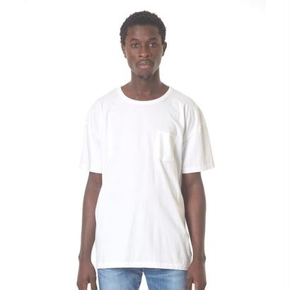 "Sandinista ""Cadet Easy Fit Pocket Tee""(ホワイト)"