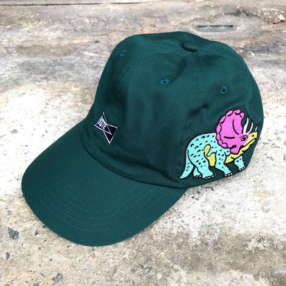 "VOTE MAKE NEW CLOTHES ""JURASSIC CAP""(グリーン)"