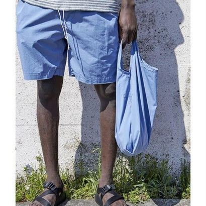 """Sandinista """"Packable Wide Stretch Short Pants""""(ライトブルー)"""