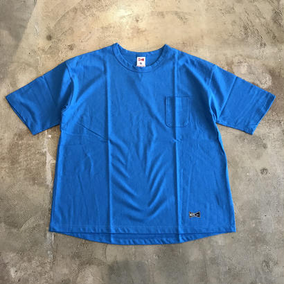 "VOTE MAKE NEW CLOTHES ""STANDARD PKT TEE"" (80'sブルー)"