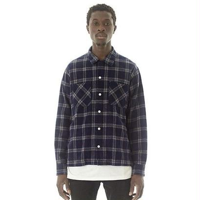 "Sandinista ""Urban Nel Check Shirt"" (ネイビー)"