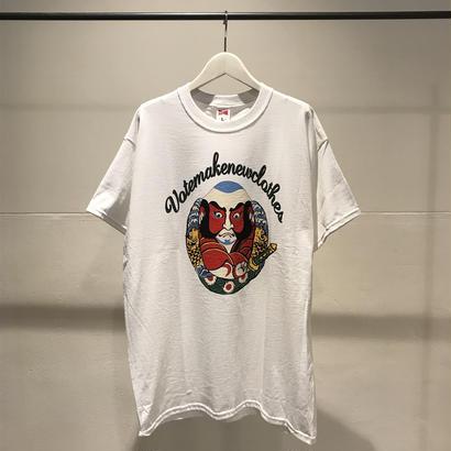 "VOTE MAKE NEW CLOTHES ""DTLA TEE""(ホワイト)"