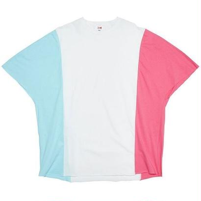 "VOTE MAKE NEW CLOTHES ""3 colors Tee"" (ホワイト)"