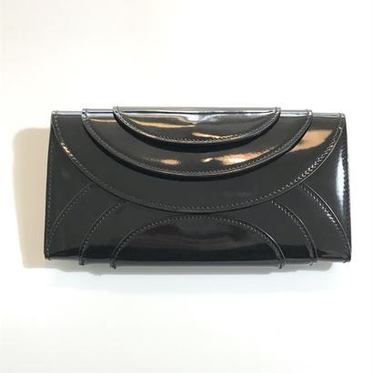 "irose ""fold 3f wallet""(ブラック)"