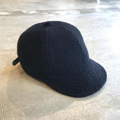"""RACAL """"Small Brim Pile Cap"""" (ブラック)"""