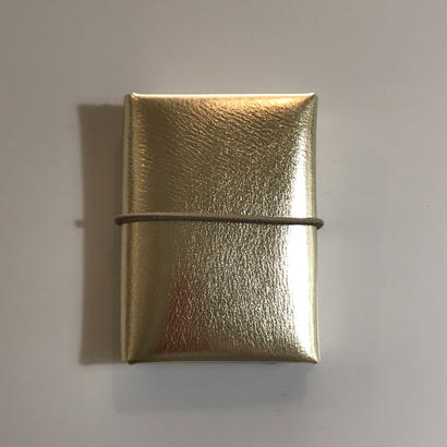 "irose ""seamless mini wallet ""(シルバー)"