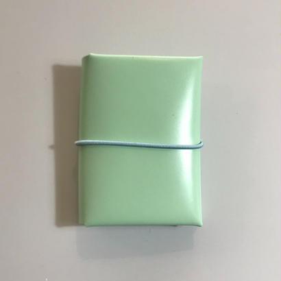 "irose ""seamless mini wallet ""(ミント)"