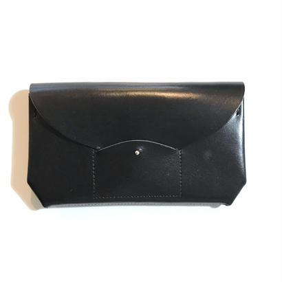 "irose ""ric-rac long wallet""(ブラック)"