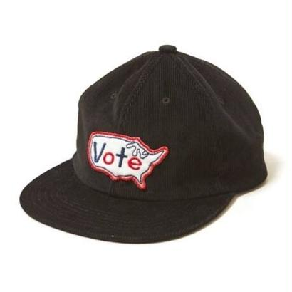 "VOTE MAKE NEW CLOTHES ""VOTE USA CAP"" (ブラック)"