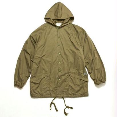 "VOTE MAKE NEW CLOTHES ""BIG HOODED MILITARY JK"" (オリーブ)"