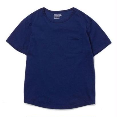 "Sandinista ""Indigo Damaged Pocket Tee"""