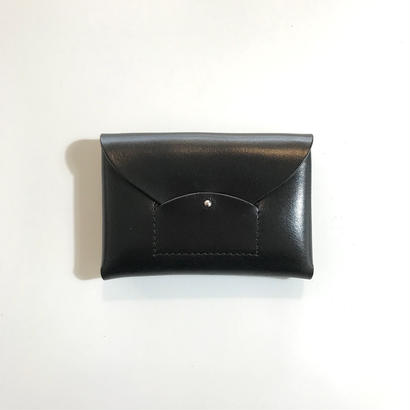 "irose ""ric-rac card case""(ブラック)"