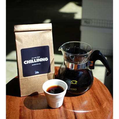 """HiNN Original Blend Coffee  """"CHILLINNG""""  (200g)"""