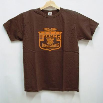 バズリクソンズ T-シャツ BR77271「U.S.ARMY JACKSON BARRACKS」