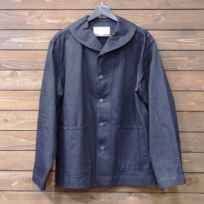 バズリクソンズ William Gibson Collection BLACK DENIM WORK JACKET BR13662