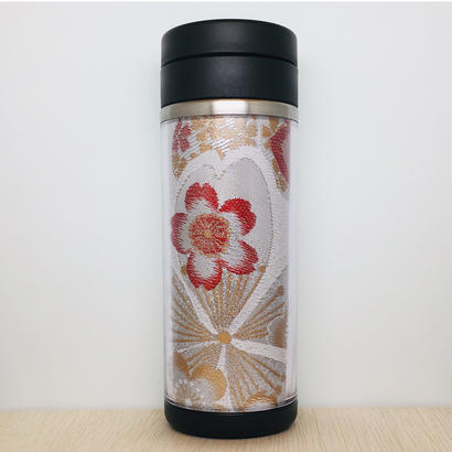 "Kimono Tumbler ""華 hana"" (hm-04)"