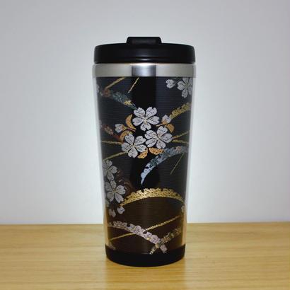 """Kimono Tumbler """"麗 uruwashi""""."""