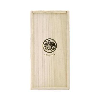桐の倹飩箱-タンブラー用