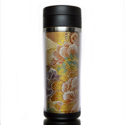 "Kimono Tumbler   ""華 hana""   (hm-15)"