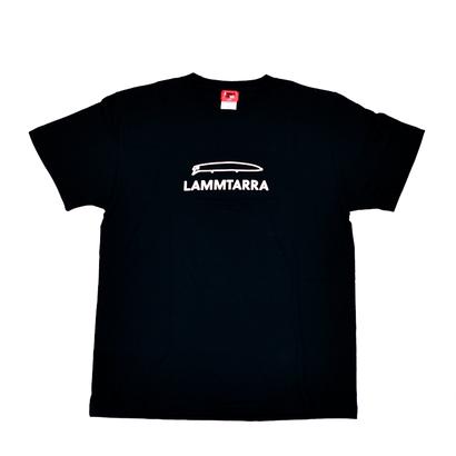 APIA ルアーTシャツ  LAMMTARRA    [ブラック]