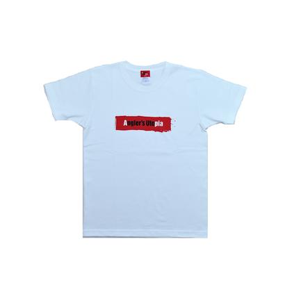 Angler's Utopia TシャツVer.2[ホワイト]