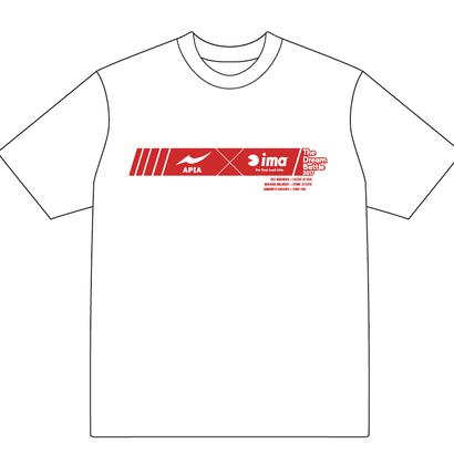 【ご予約品】TDB2017スペシャルコラボTシャツ APIAレッド